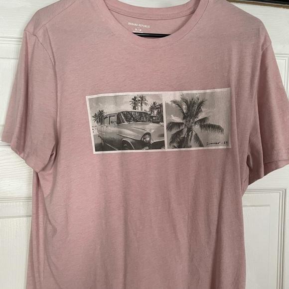 Banana republic SOCAL 1969 t shirt